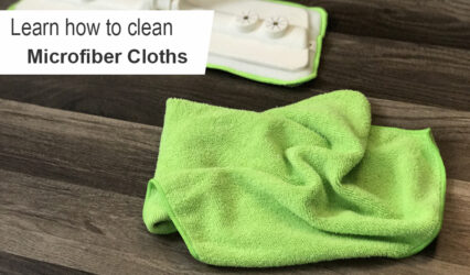 How to Properly Clean Microfiber Cloths